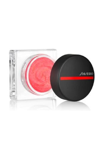 Shiseido pink Minimalist WhippedPowder Blush Sonoya 877C8BE955F529GS_1