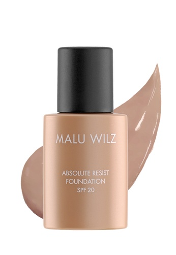 Malu Wilz brown Absolute Resist Foundation SPF20 Nr.16 MA792BE41TXIMY_1