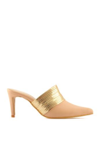 AMANTE beige AMANTE Jaimee High Heels 80D48SH83AF9EBGS_1