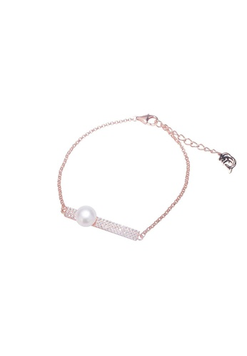 Pearly Lustre Pearly Lustre Elegant Freshwater Pearl Bracelet WB00024 9F2B7ACE95189BGS_1
