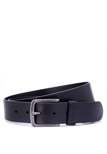 Levi's black Bolinas Belt LE892AC0J6ZTPH_1
