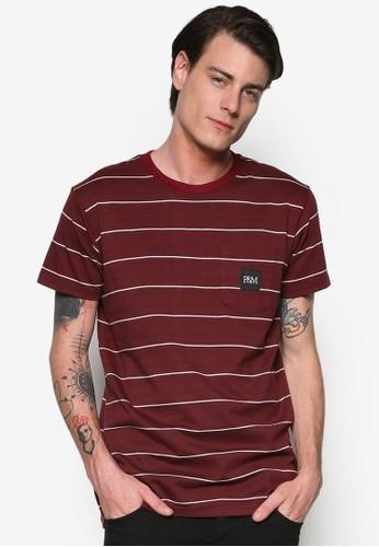 條紋口袋Tesprit outlet 台灣EE, 服飾, T恤