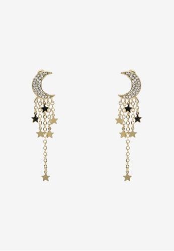ALDO gold Lothiswen Pierced Earrings 6D5B8ACC3888B9GS_1