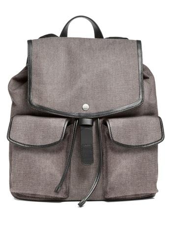 Skagen grey Skagen Farver Grey Backpack SMH0263044 9F157AC032CBFCGS_1