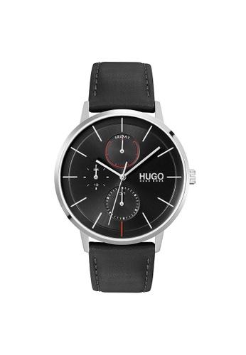 Hugo Boss black HUGO Exist Black Men's Watch (1530169) 27233AC33202AEGS_1