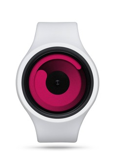 Gravity Plus+ Snow Magenta Watch