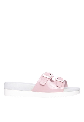 Hush Puppies pink Hush Puppies Women's Angel Sandal - Light Pink C7C75SH978BB30GS_1