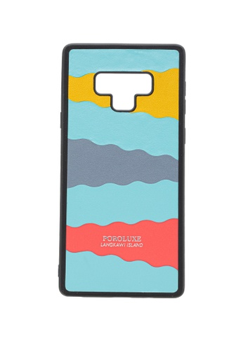 POROLUXE blue PHONE CASE FOR SAMSUNG NOTE 9 63C70AC7B13A63GS_1