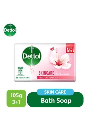 Dettol Dettol Body Soap Skincare 105G 3+1 98410ES649F3E8GS_1