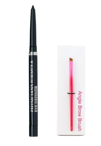 Physicians Formula black Eyeliner: [Physicians Formula Official] Eye Definer  Automatic Eye Pencil - Ultra Black  (FREE x 1 Angle Brow Brush) PH385BE38DJHMY_1