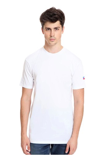 Endorse white Endorse Tshirt H Flag Basic White - END-RK012 F4262AA957172FGS_1