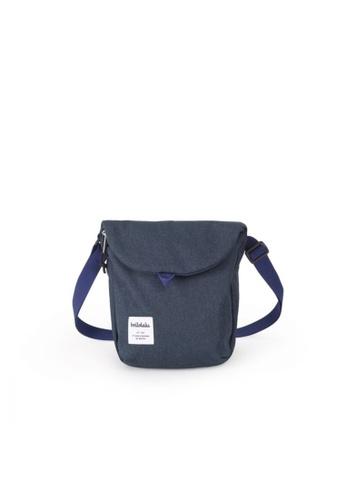 Hellolulu blue Hellolulu Desi Sling Bag (Sapphire) C549BACA953BD8GS_1