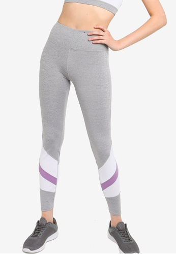 d716952187acd Buy Cotton On Body Zigzag Mesh Splice Tights Online on ZALORA Singapore