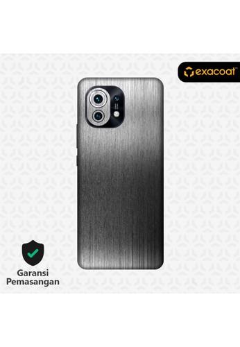 Exacoat Xiaomi Mi 11 Skins Titanium Series - Titanium Onyx 6D67FESCE1F0E0GS_1