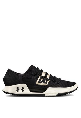 Under Armour black UA W Speedform Amp 3.0 Training Shoes 24174SH0162C07GS_1