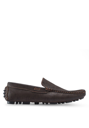 Louis Cuppers brown Casual Moccasins LO977SH72ZJZMY_1