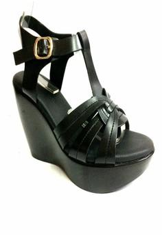 Irene Leather Sandals