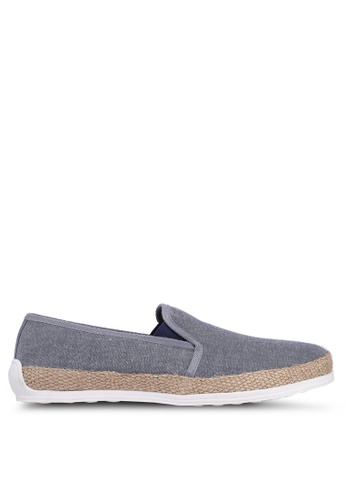 Carlton London blue Casual Slip Ons 1C6A7SHAD0F352GS_1