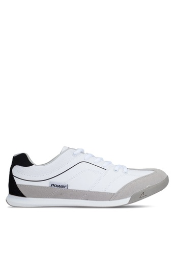 Power grey and white Athletic Shoes PO160SH0RE0AMY_1
