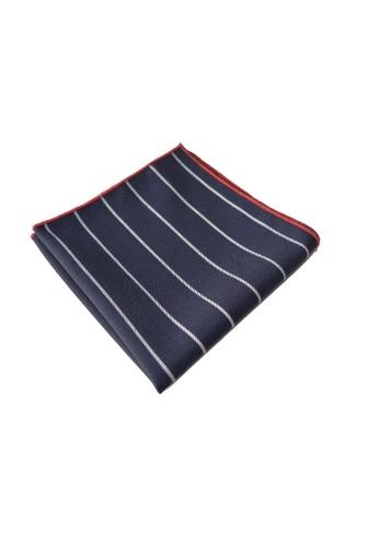 The Little Link Cufflinks blue Fremont Pocket Squares TH089AC0G2ZESG_1