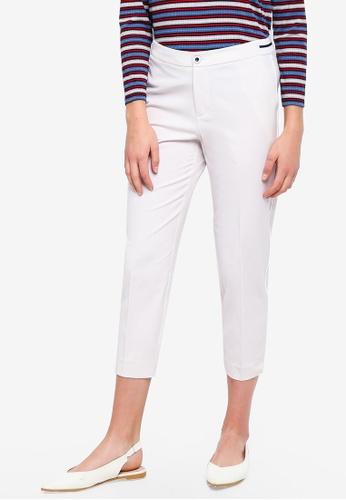 ESPRIT beige Woven Regular Pants 28DE8AAB87BABBGS_1