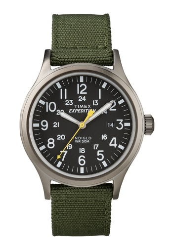 TIMEX green Timex Expedition® Scout - T49961 TI205AC0RDJMMY_1