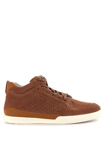 Kickers brown Sneakers Men Shoes Kcm2926 CC8BESHE443FCCGS_1