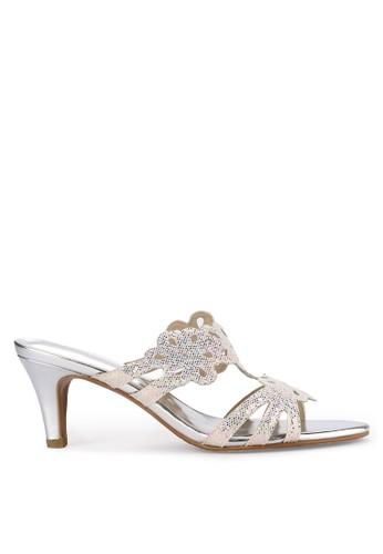 Andre Valentino silver Ladies Shoes  81466Za E7FDFSH439995CGS_1