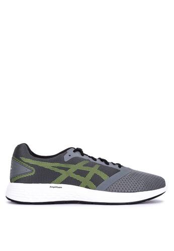 Asics grey Patriot 10 Sneakers 615FESHF70679DGS_1