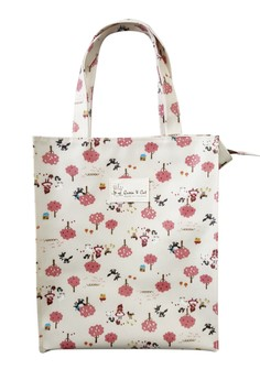 Lunch Bag with Zipper