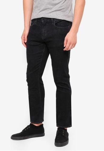 Banana Republic black Skinny Rapid Movement Denim Jeans 403D9AA82924CFGS_1