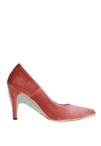M&G brown Dixon Heels by M&G 79CCCSH3E38D53GS_1
