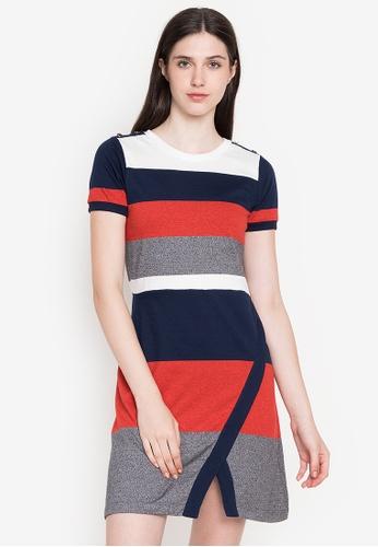 Blued red Fallyn Dress 9690DAA183DABBGS_1