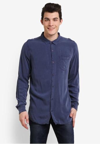 Cotton On 藍色 91 Shirt CO372AA0RI0GMY_1
