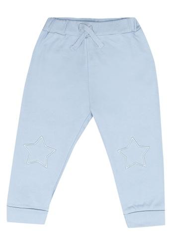 FOX Kids & Baby blue Drawstring Pants 4A3E2KAC6BA395GS_1