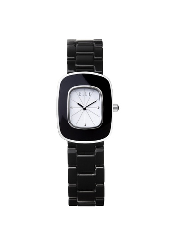 ELLE black Fashion Ladies Watch EL900AC95WFGMY_1