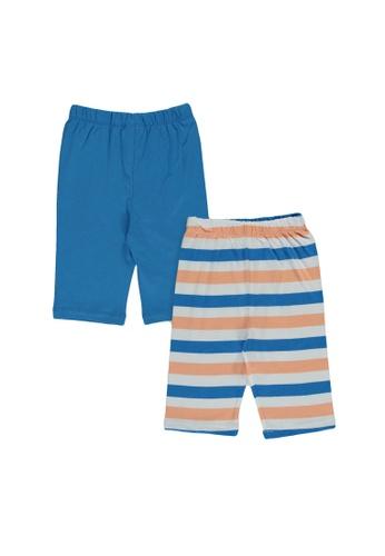 LC Waikiki white 2-Pack Baby Boy's Pyjamas Bottom AFEFAKABFA2C23GS_1