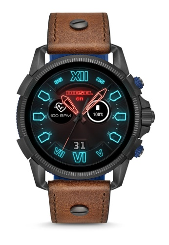 Diesel brown Full Guard 2.5 Smartwatch DZT2009 BD16FAC3C9E1B5GS_1