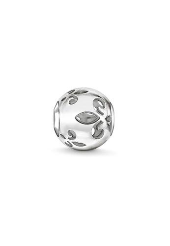 """THOMAS SABO silver Bead """"fleur-de-lis"""" 0AB53ACED9256CGS_1"""