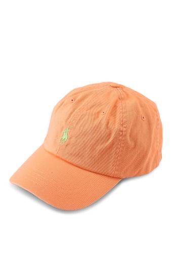 Polo Ralph Lauren pink Cls Sprt Cap-Hat 09688AC6118C18GS_1