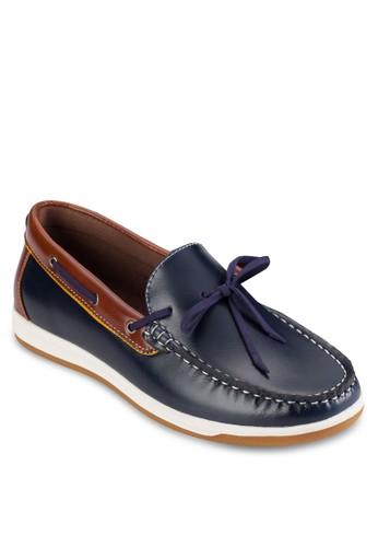 仿皮繫帶懶人莫卡辛鞋, 鞋,esprit outlet 桃園 鞋