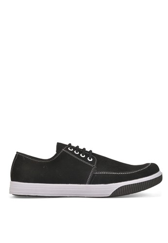 CBR SIX black CBR SIX Sneakers & Skate Saint Casillas 049 PU Leather Black Men's Shoes CB927SH82YDPID_1
