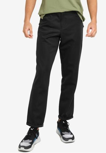 PUMA black Porsche Design Men's Knitted Pocket Pants B75EDAA33B8C3CGS_1