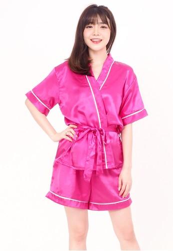 Pajamalovers Kenya Pink