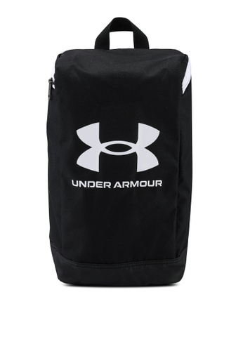 Under Armour black L4L Shoes Bag CF149AC9CC1D40GS_1