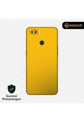 Exacoat Realme 2 Pro 3M Skins True Colors - Lemon Yellow 245E3ESF7645DFGS_1