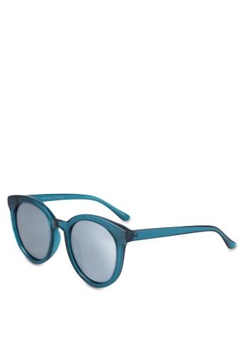 Medium Rare Store blue Shan Sunglasses 23876GL54BEACEGS_1