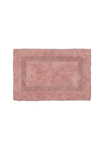 Charles Millen SET OF 2 Charles Millen Suite Boundary Tufted Bath Rug ( 40cm x 60cm )360g. 7FC6CHL1875040GS_1