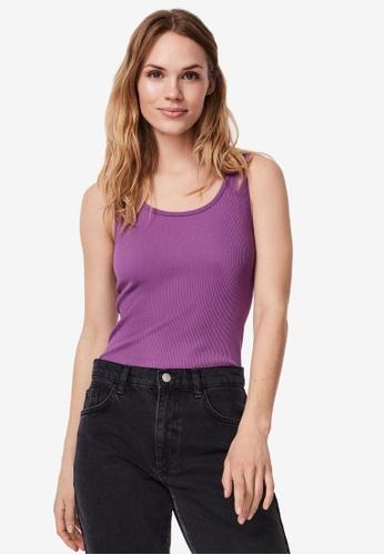 Vero Moda purple Eve Bodystocking 87454AAA0B09B7GS_1