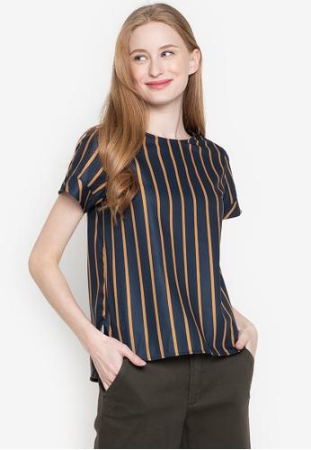 MEMO navy Ultimate Basics Our Favorite Shirt 1D1EFAADCE4C88GS_1
